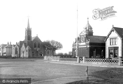 Clacton-on-Sea, Christ Church 1891