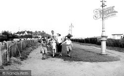 Clacton-on-Sea, Donkey Rides c.1960