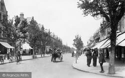 Clacton-on-Sea, Electric Parade 1913
