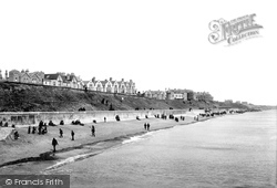 Clacton-on-Sea, From The Pier 1891