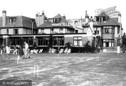 Clacton-on-Sea, Glengariff Hotel c.1950