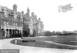 Clacton-on-Sea, Middlesex Convalescent Home 1912