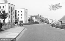 Clacton-on-Sea, Oulton Hall Hotel, Marine Parade East c.1960