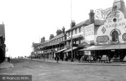 Clacton-on-Sea, Pier Avenue 1891