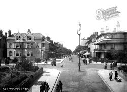 Clacton-on-Sea, Pier Avenue 1921