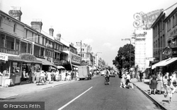 Clacton-on-Sea, Pier Avenue c.1950