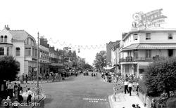 Clacton-on-Sea, Pier Avenue c.1960