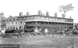Clacton-on-Sea, Royal Hotel 1913