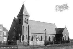 Clacton-on-Sea, St Paul's Church 1891