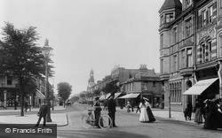 Clacton-on-Sea, Station Road 1904