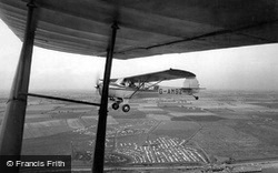 Clacton-on-Sea, The Airfield c.1960, Clacton-on-Sea