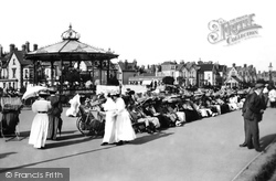 Clacton-on-Sea, The Bandstand 1907