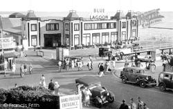 Clacton-on-Sea, The Blue Lagoon Dance Hall 1947