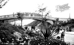 Clacton-on-Sea, The Bridge 1919