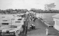 Clacton-on-Sea, The Pier 1907