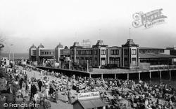 Clacton-on-Sea, The Pier c.1950