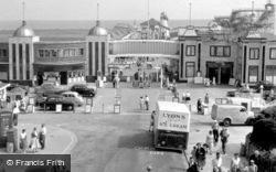 Clacton-on-Sea, The Pier c.1960, Clacton-on-Sea