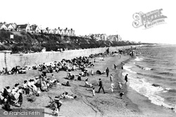 Clacton-on-Sea, The Sands East 1907