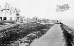 Clacton-on-Sea, The Towers Hotel 1893