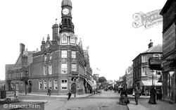 Clacton-on-Sea, The Town Hall 1904