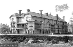 Clacton-on-Sea, Waverley Hotel 1913