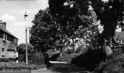 Bramble Lane c.1955, Clanfield