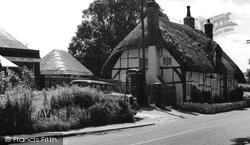 The Village c.1955, Clanfield