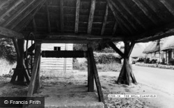 The Well c.1955, Clanfield