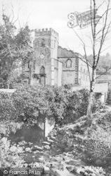 Clapham, Church c.1881