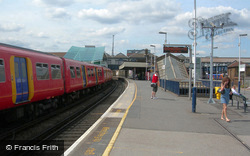 Clapham Junction Station 2011, Clapham