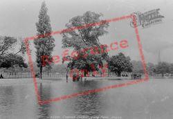 Common, Long Pond 1899, Clapham