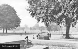 Common, Recreation Ground c.1955, Clapham