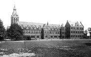 Clapham, Emanuel School 1899