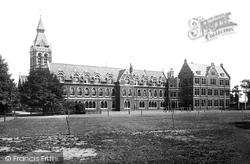 Emanuel School 1899, Clapham