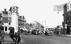 High Street c.1955, Clapham