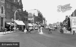 High Street c.1960, Clapham