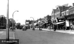 High Street c.1970, Clapham