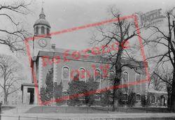 Holy Trinity Church 1899, Clapham