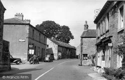 Clapham, Main Street c.1955