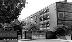Clapham, Marianne Thornton School c.1970