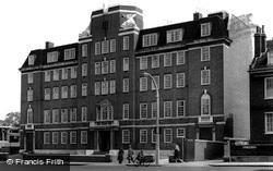 Clapham, Maritime House c.1970