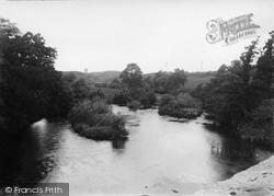 Clapham, River Wenning c.1949
