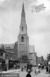 Roman Catholic Church Of St Mary 1899, Clapham