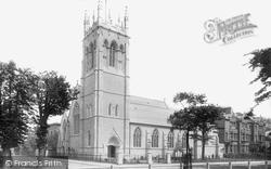 St Barnabas Church 1899, Clapham