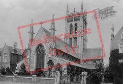 St Saviour's Church 1899, Clapham