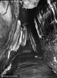 Clapham, The 1st Ring Of Bells And Gothic Arch, Ingleborough Cave 1921