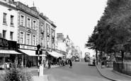 Clapham, The Pavement c1960