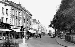 The Pavement c.1960, Clapham