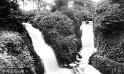 Clapham, Upper Falls 1900