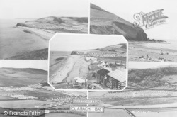 Clarach Bay, Composite c.1960